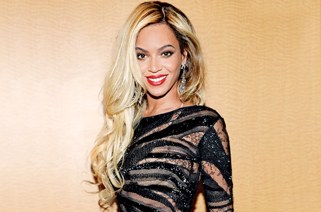 Photo of Beyoncé Makes Her First Red Carpet Appearance Since Giving Birth