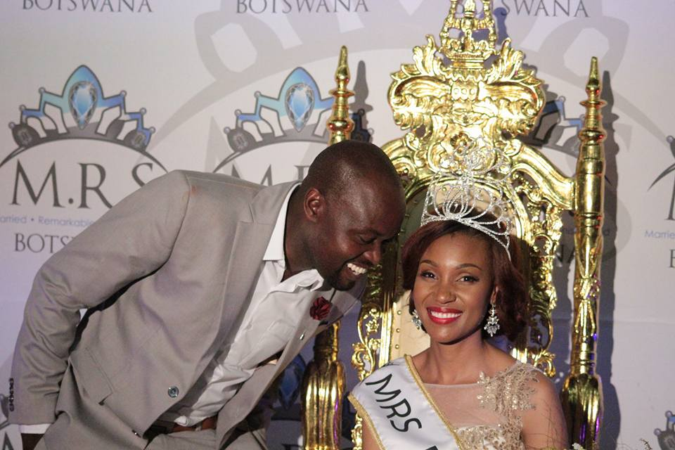 Photo of Keitumetse Motlhasedi Is Mrs Botswana 2017