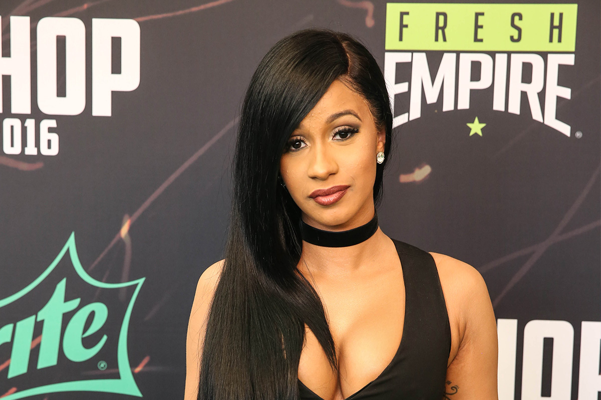 Photo of Cardi B Says She Will Take Her Time With Her Debut Album