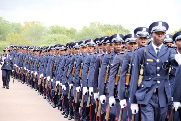 Photo of Botswana Police Service Ranked Number 1 In Africa