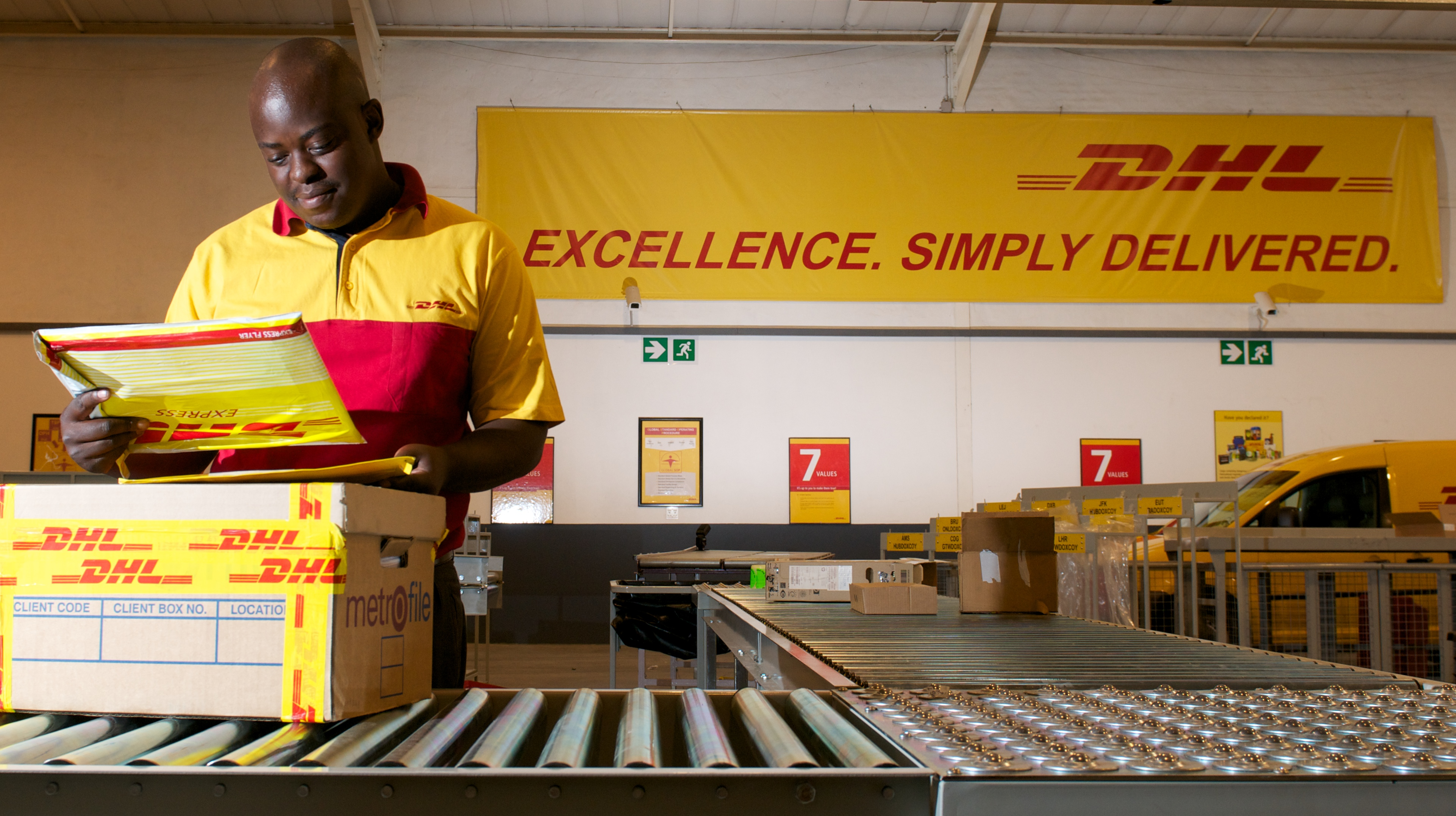 Photo of Vacancy- Retail Executive Wanted At DHL International Botswana