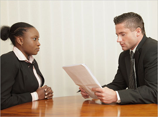 Photo of 10 Things You Shouldn't Do At A Job Interview
