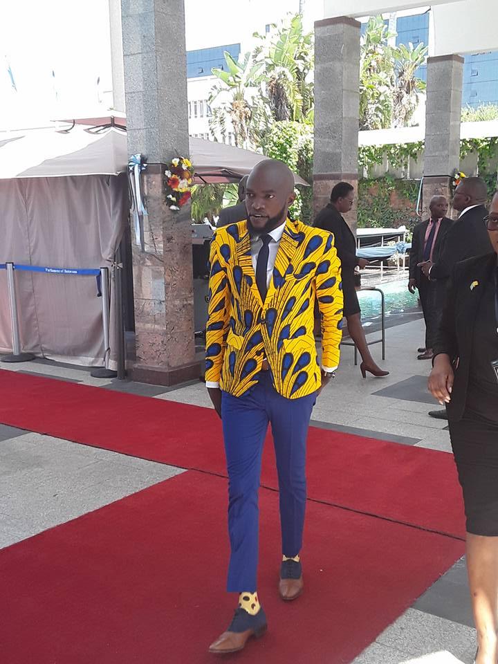 Photo of Watch! The City Mayor Kagiso Thutlwe's Crazy Dance Moves
