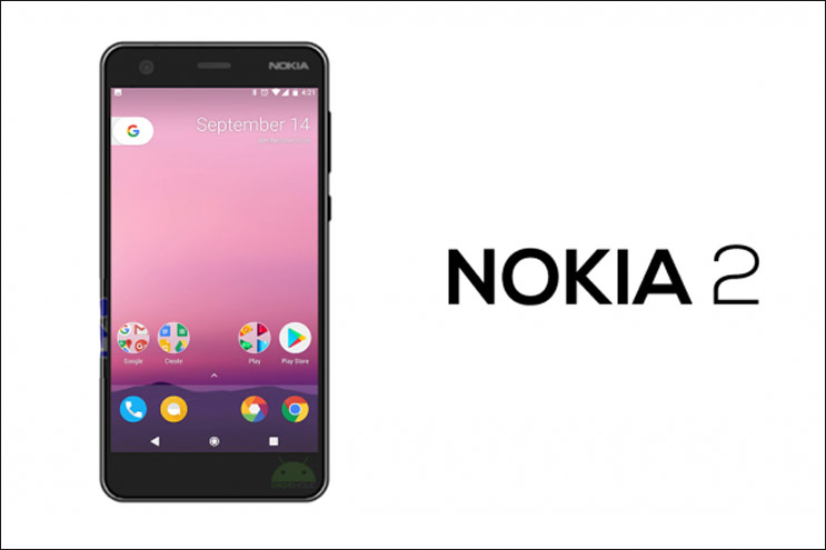 Photo of The Nokia 2 Is A Very Cheap Android Phone With A Huge Battery