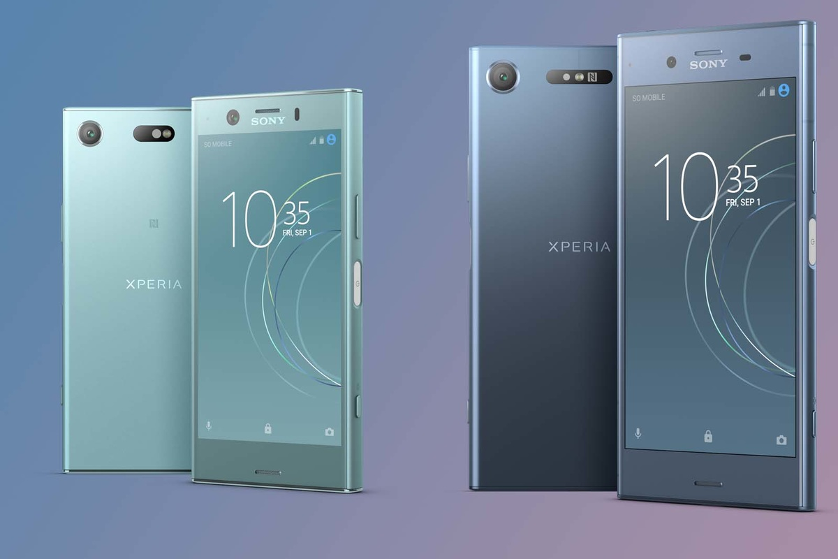 Photo of Sony's Xperia XZ1 And XZ1 Compact Are More Of The Same Thing