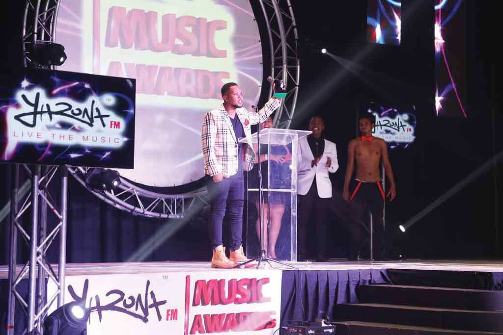 Photo of Check Out The Nominee List Of The Yarona FM Music Awards(YAMAs)