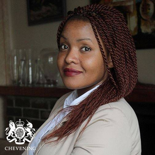 Photo of Kagiso Madibana Nominated For The Social Entreprenuer Of The Year At The  Africa Youth Awards
