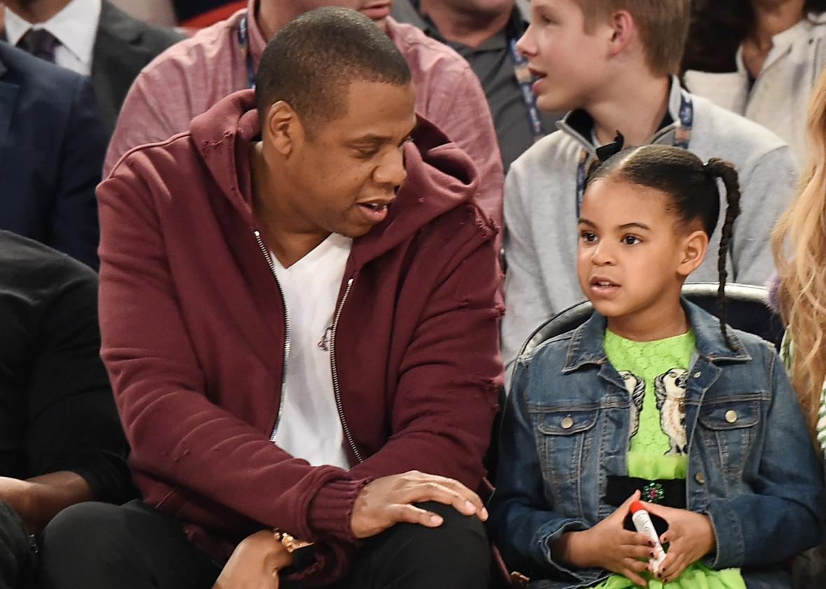 Photo of JAY-Z Releases Animated 'Blue's Freestyle' Video On Blue Ivy's Birthday