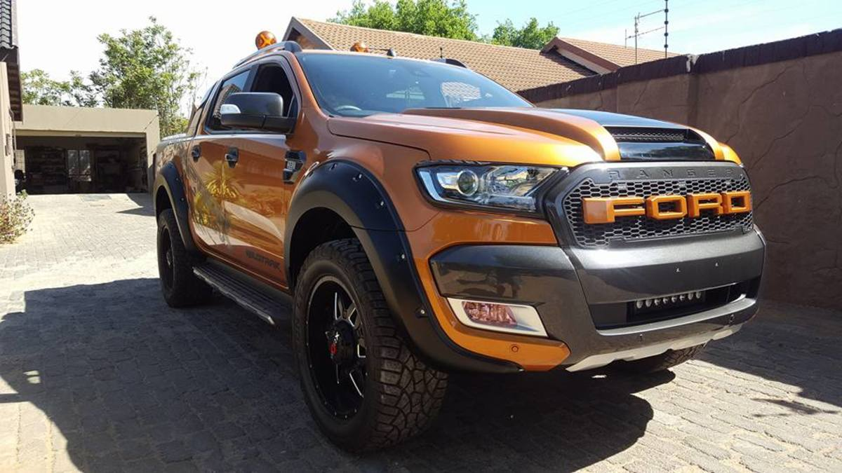 Photo of Ford Ranger Raptor To Be Revealed February 7