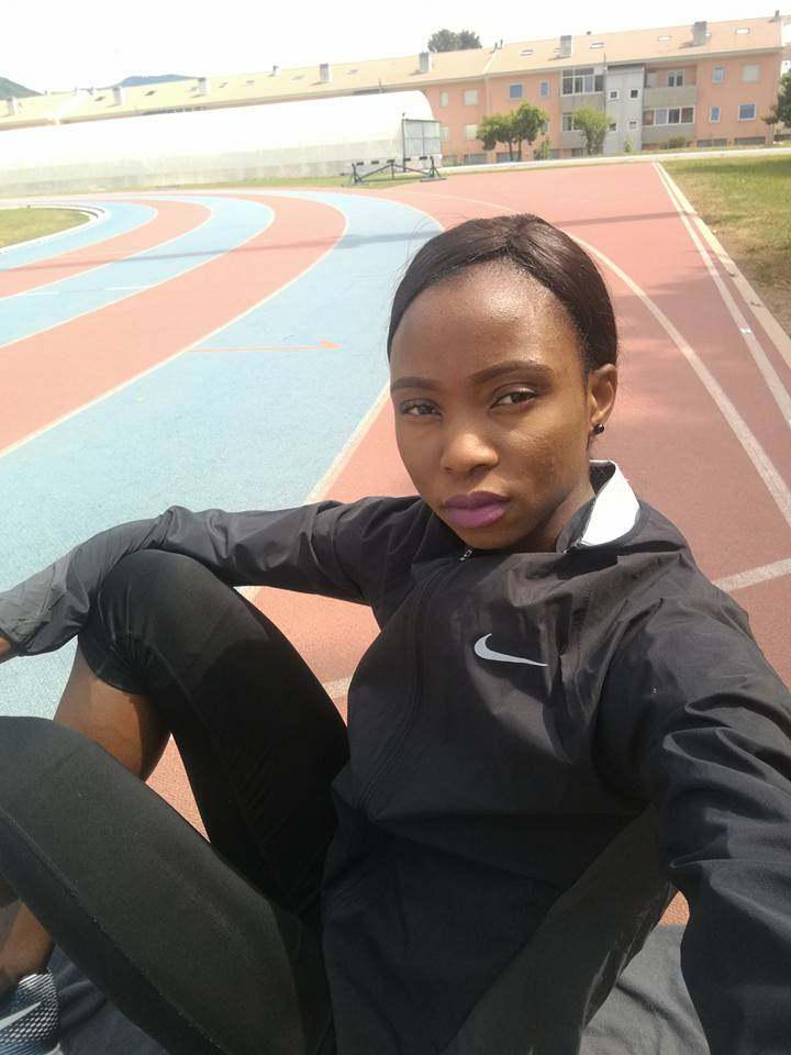 Photo of Lydia Jele Loses Her Olympic Scholarship