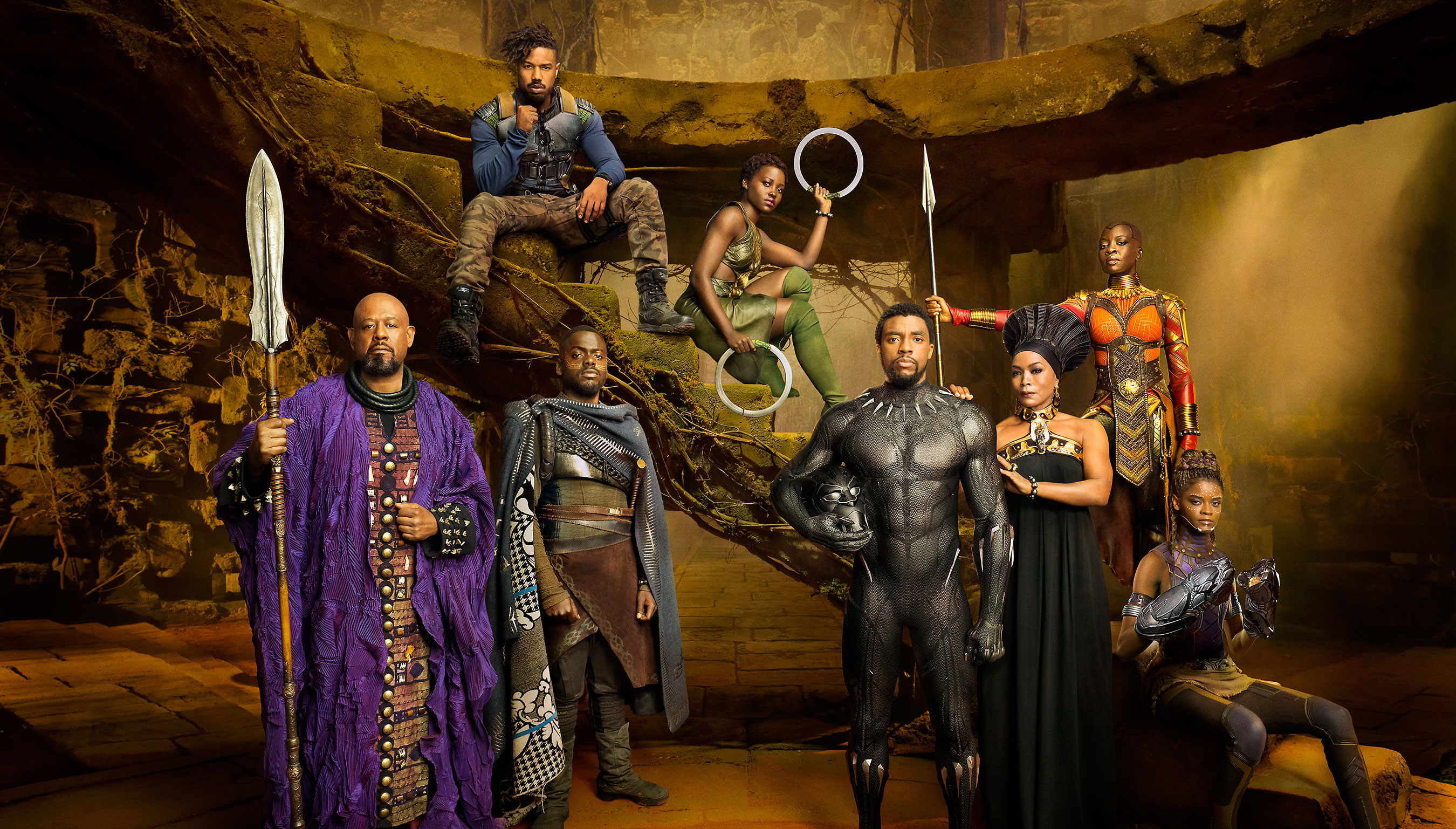 Photo of Black Panther: Everything You Need To Know Before You See The Movie