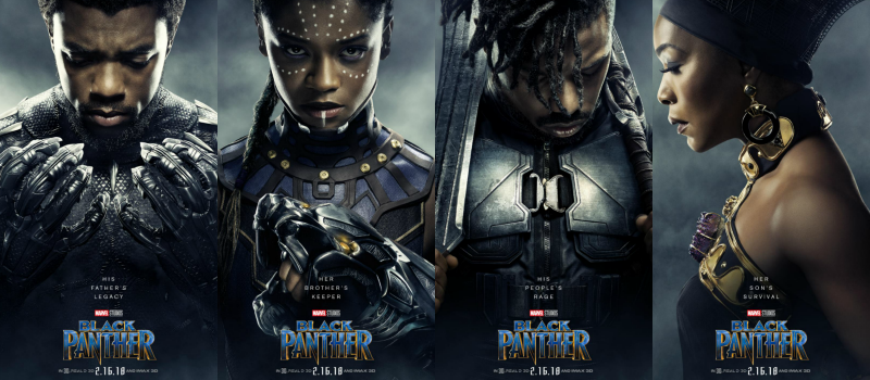 Photo of Box Office: 'Black Panther' Rules With $23.2 Million Overseas