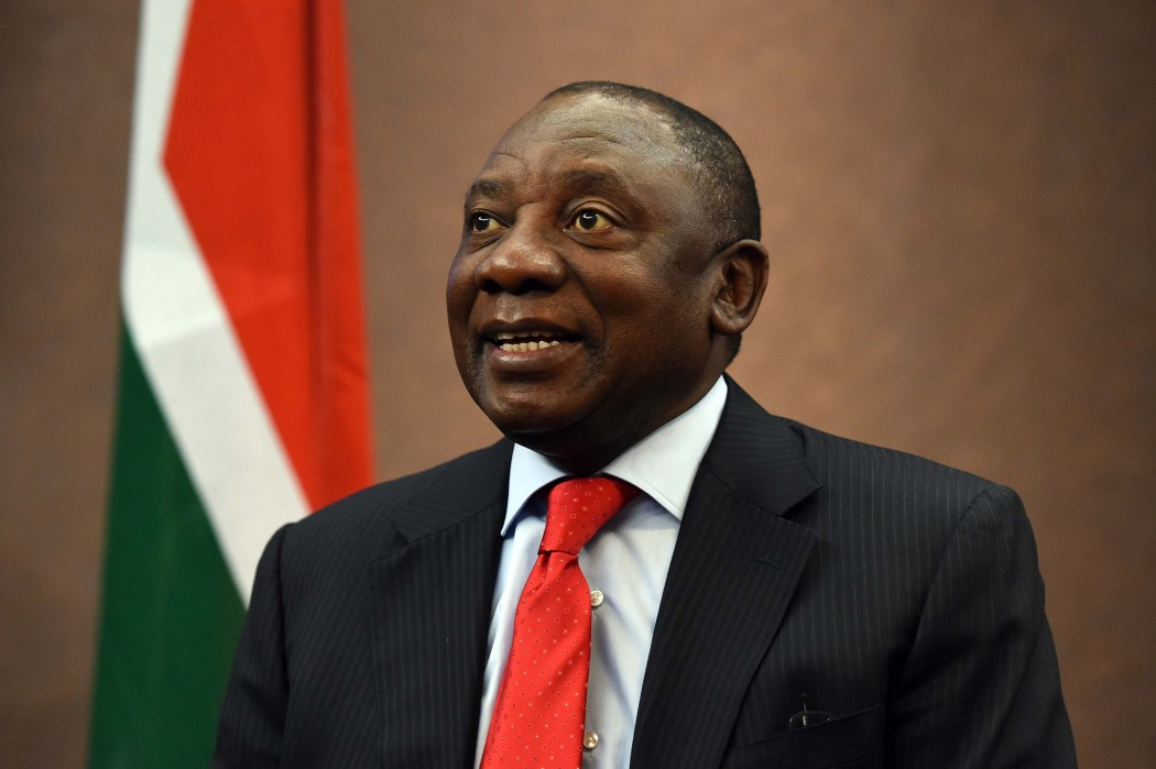 Photo of Ramaphosa Vows Anti-Corruption Drive As He Takes Over In South Africa