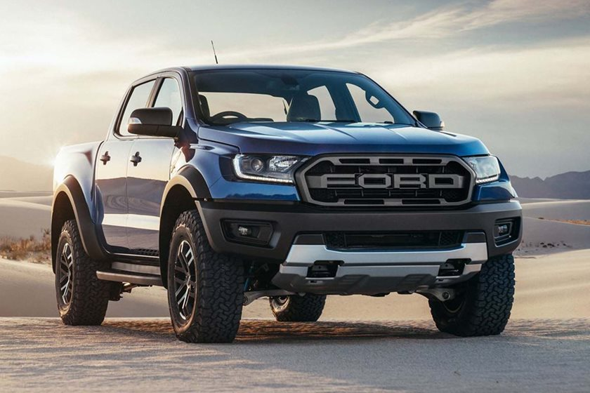 Photo of Nissan May Be Developing A Ford Ranger Raptor Rival