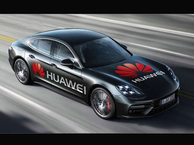 Photo of Huawei To Showcase AI Smartphone-Driven Car At Mobile World Congress