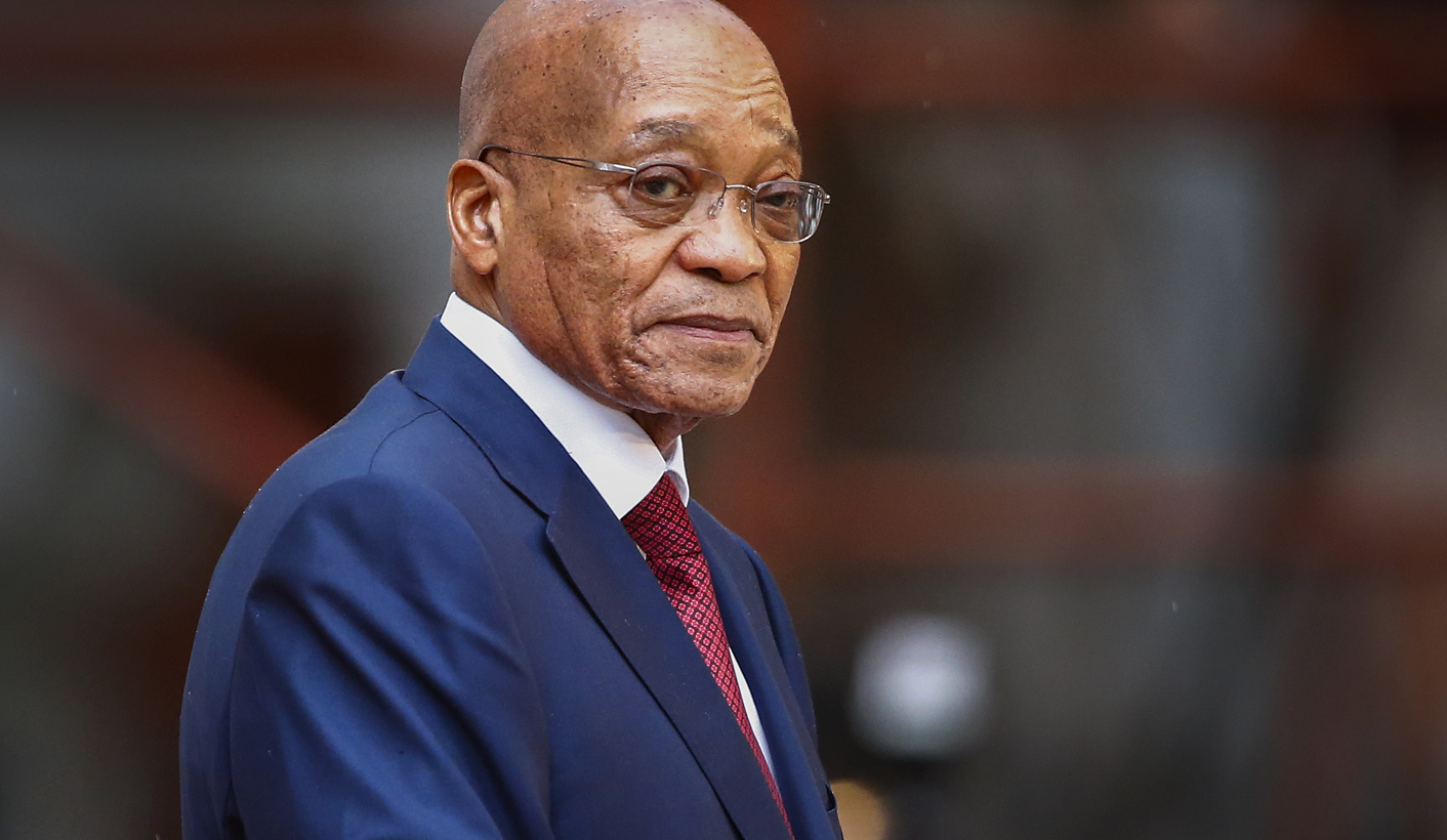 Photo of Jacob Zuma Complains Of 'Unfair' Efforts To Force Him Out
