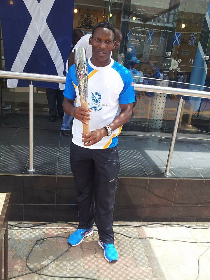 Photo of Isaac Makwala Invited To Compete At The Athletix Grand Prix Series