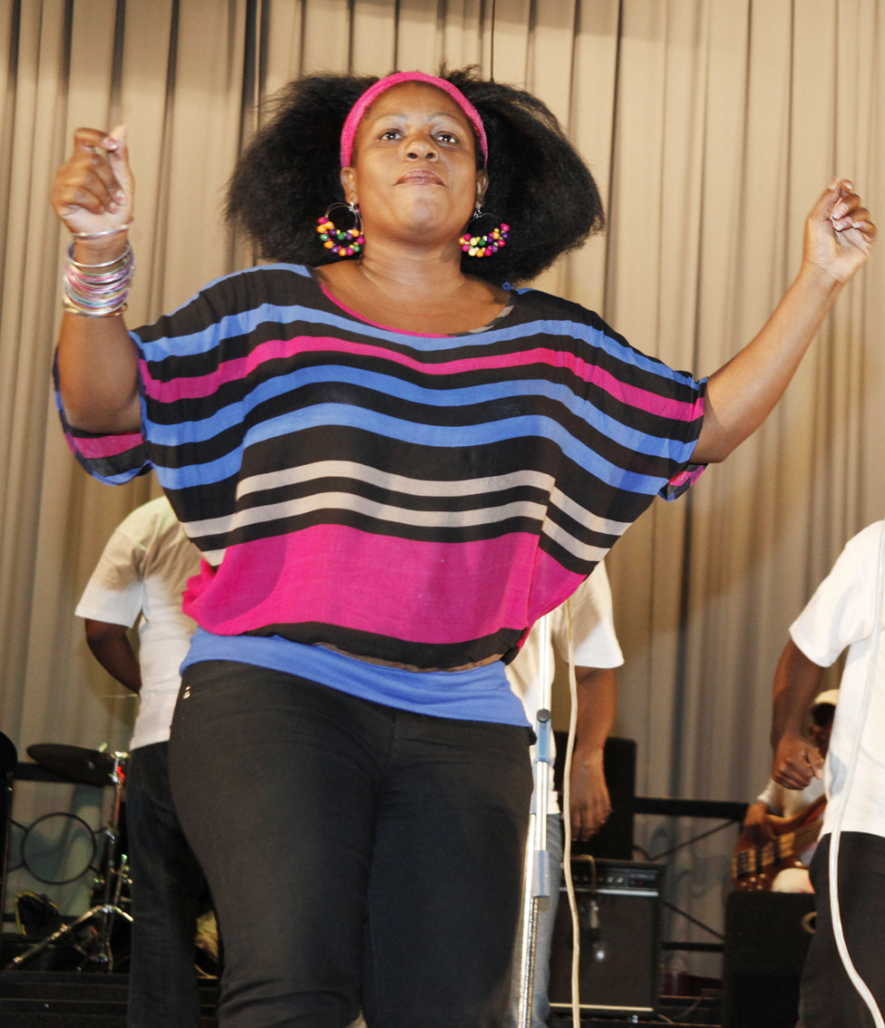 Photo of Gospel Star Tebbie Encourages People To Donate Blood Through Her Music