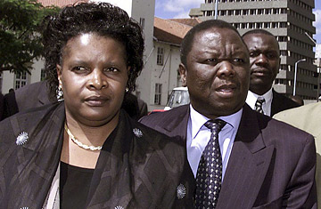Photo of Morgan Tsvangirai To Be Buried On Monday, Next To His First Wife