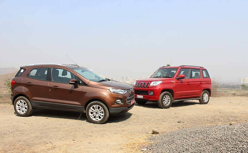 Photo of Ford Is Teaming Up With Mahindra On Two SUVs And An EV