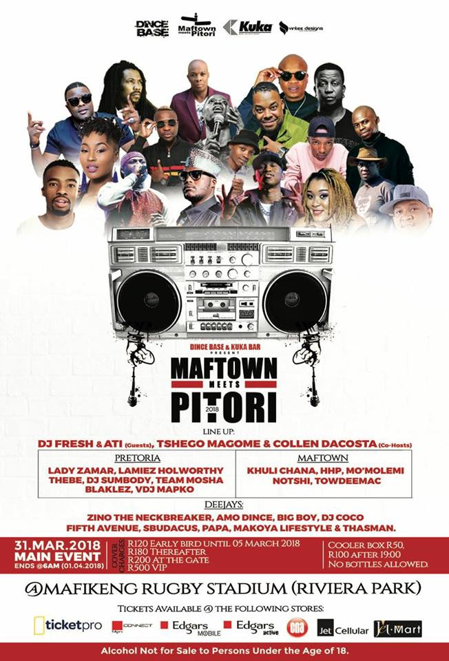 Photo of A.T.I To Perform At The Maftown Meets Pitori