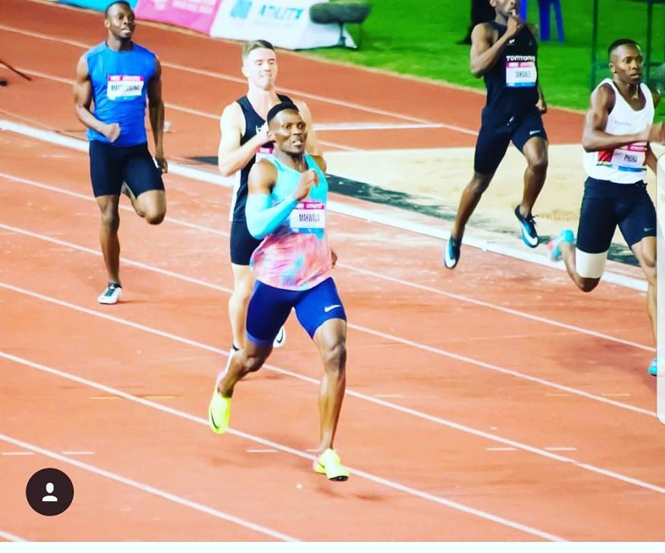 Photo of Isaac Makwala Wins His Second Gold Medal