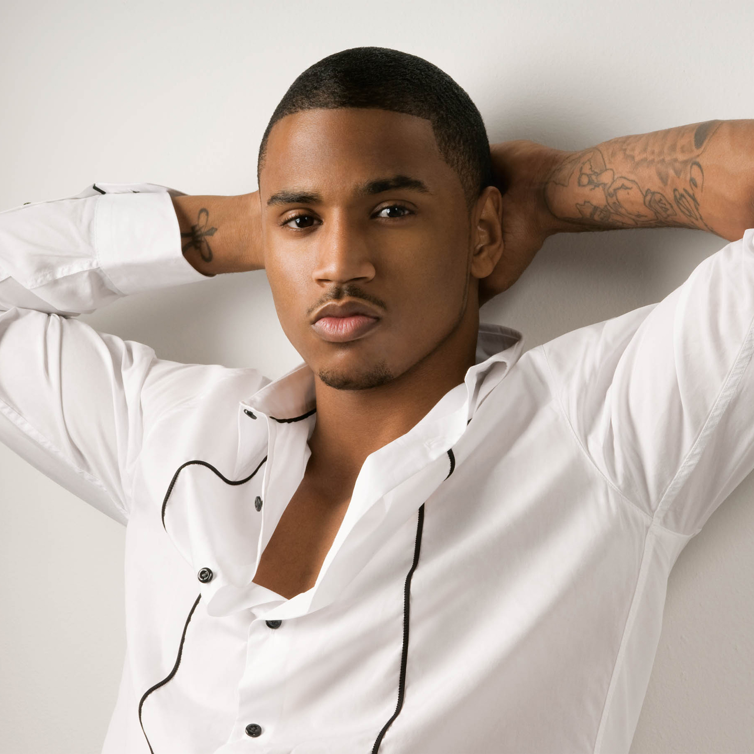 Photo of Singer Trey Songz Accused of Domestic Violence