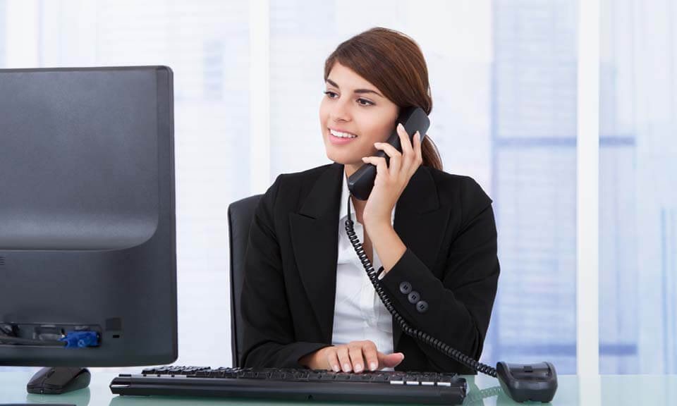 Photo of MVA wants a receptionist
