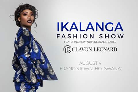 Photo of Ikalanga fashion week engages New York's Clevon