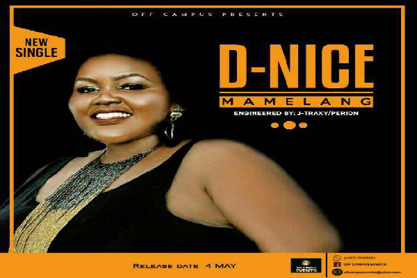 Photo of D-Nice calls it Mamelang