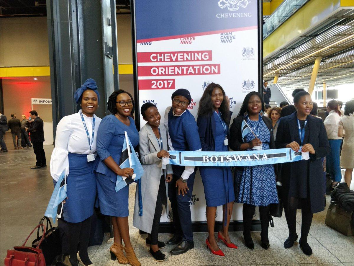 Photo of Chevening Alumni Botswana brings UK Scholarships