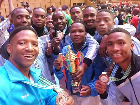 Photo of Karate wins big in Rwanda