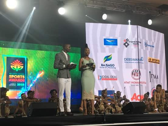 Photo of Resego & Ratie sizzles BNSC awards
