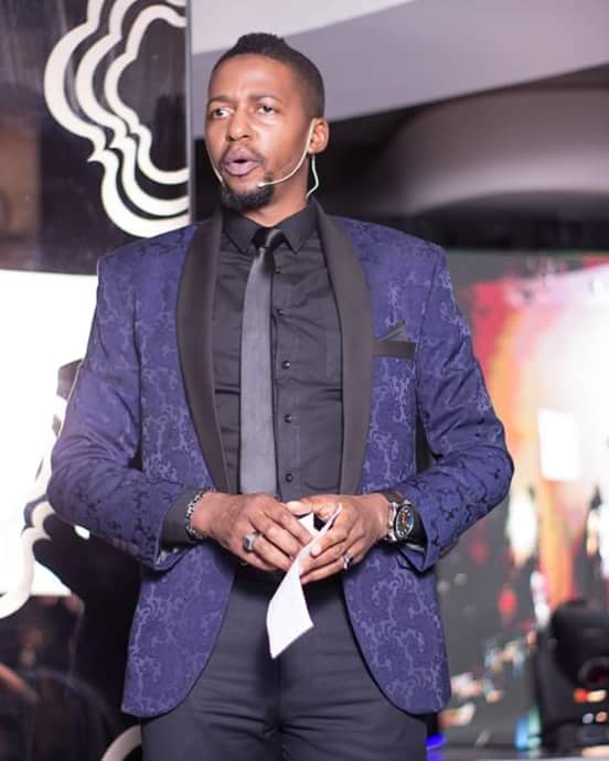 Photo of Thabo rocked the stage with that great look