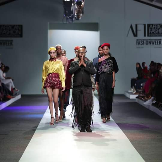 Photo of Some of Mothusi's JHB fashion creations