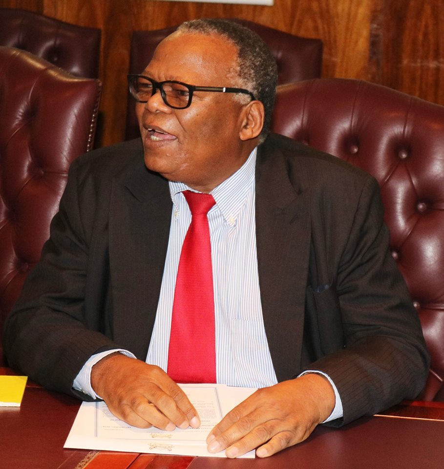 Photo of Alpheus Matlhaku appointed as Botswana's High Commissioner to Zambia