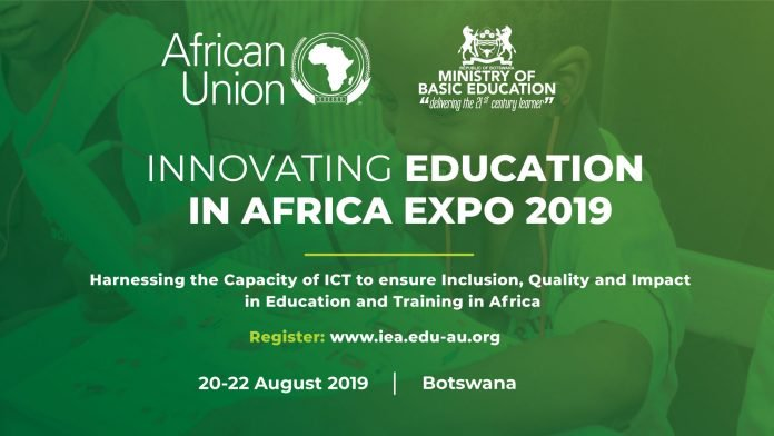 Photo of Call for Participation: Innovating Education in Africa Expo 2019 – Gaborone-Botswana