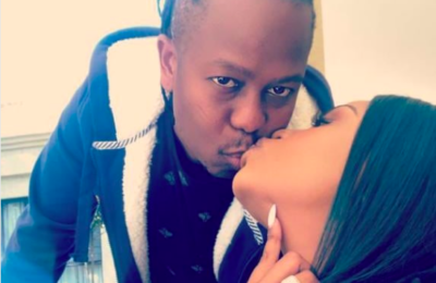 5 Times Vee Mampeezy and Kagiso Sento Gave Us Relationship Goals