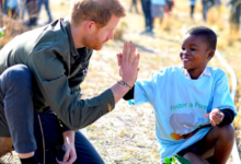 Photo of Photos From Prince Harry's 2019 Botswana Tour