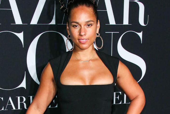Alicia Keys battling 'self-worth issues'
