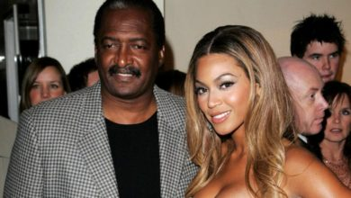 Photo of Beyonce's Father Shares What He Mistook Cancer Symptom For