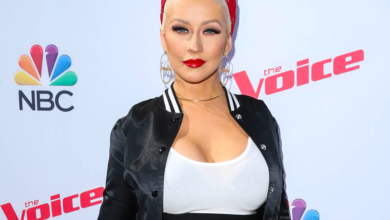 Photo of Christina Aguilera: The music industry is full of wolves
