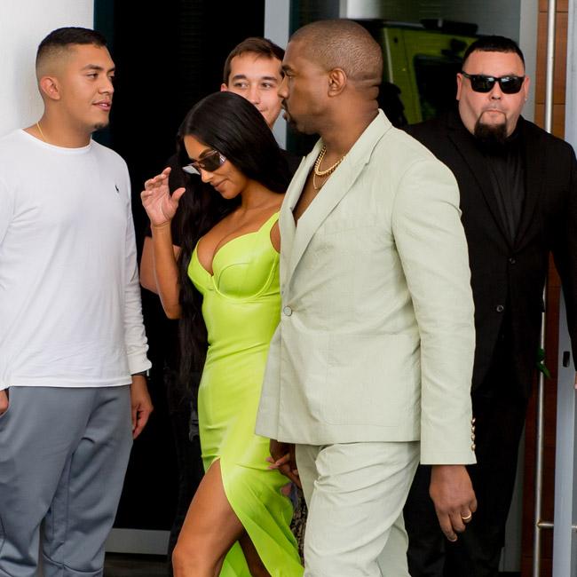 Kanye West warned over Kim Kardashian romance