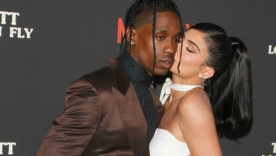 Photo of Kylie Jenner breaks silence on split with Travis Scott