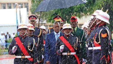 Photo of INAUGURATION OF HIS EXCELLENCY THE PRESIDENT OF THE REPUBLIC OF BOTSWANA