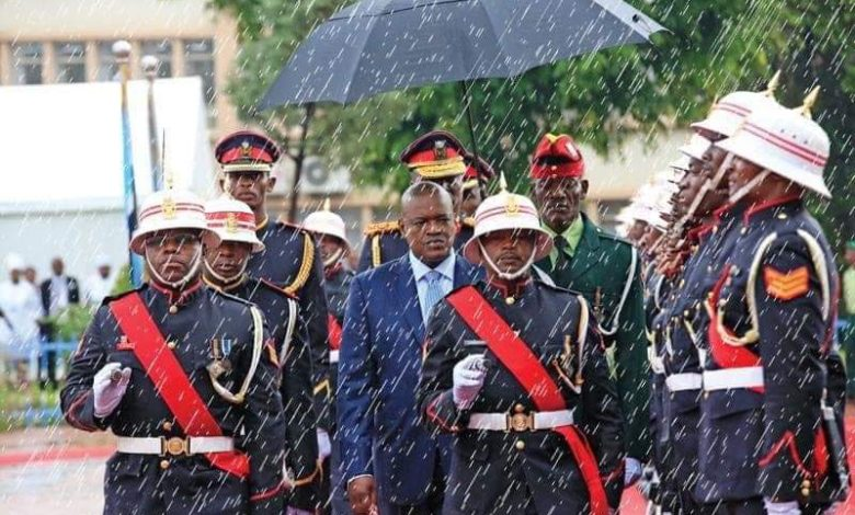 INAUGURATION OF HIS EXCELLENCY THE PRESIDENT OF THE REPUBLIC OF BOTSWANA