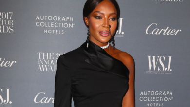 Photo of Naomi Campbell: Being single doesn't make me lonely