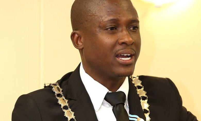 Tlokweng Candidate, Phenyo Mokete Segokgo accepts defeat calmly