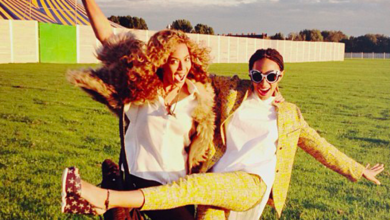 Photo of Beyonce and Solange Knowles test negative
