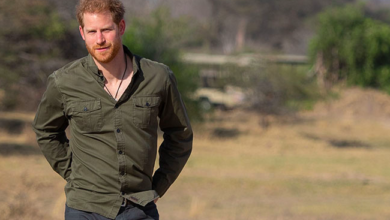 Photo of Prince Harry credits Botswana as his 'escape' after Diana's death